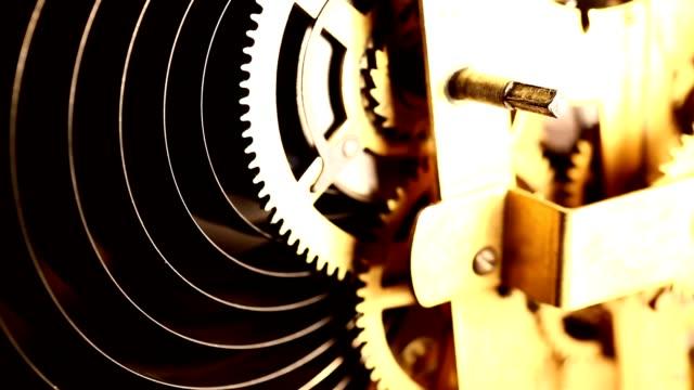 ClockMechanism Works video