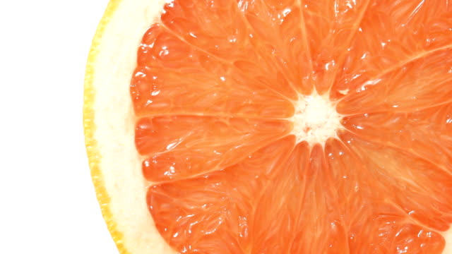 Close up of Grapefruit video