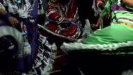 Close Up Of Women Dancing video