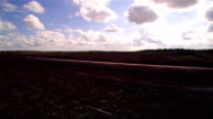 Closer look of the wide peat field video