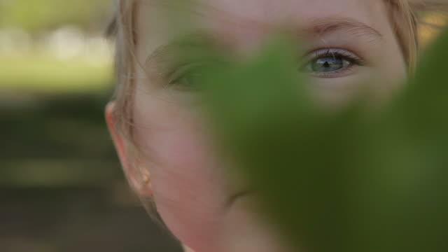 close-up Child 02 video