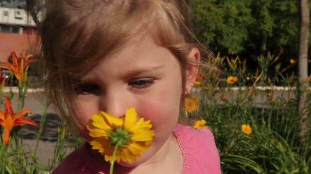 close-up Child 03 video