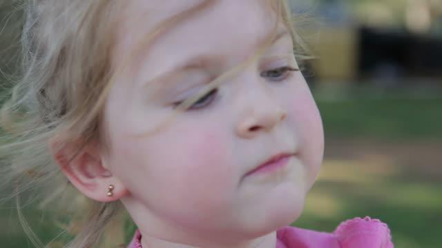 close-up Child video