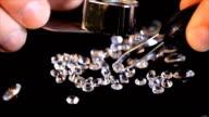 Close-up Jeweler video
