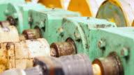 Closeup of Roller video