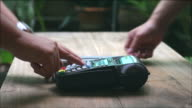 Close-up:E-Payment buying good video