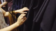 clothing shop video