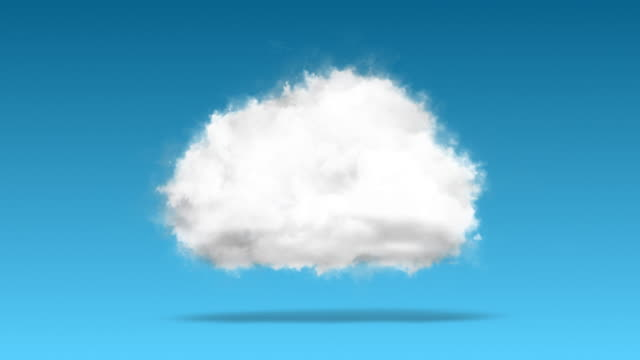 Cloud computing / techology concept video