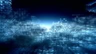 Cloud Computing (Loopable) video