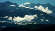 Cloud Dancing in Alps video
