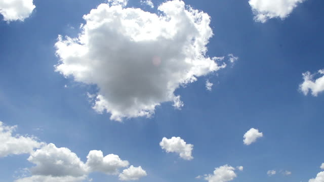 Cloud fast smooth moving video