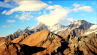 cloud flowing under Matterhorn video