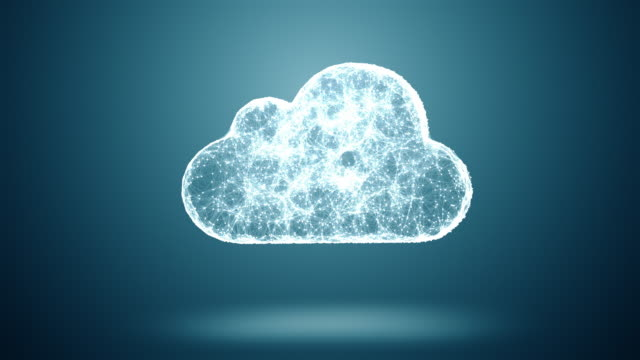 cloud storage, network conception from a plurality of hosts and communications 4K video
