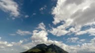 Clouds and Mountain in Mexico video