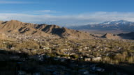 Clouds and Shadows Time-lapse footage: Shot at Leh city in Ladakh Region of India, Leh Ladakh,India video