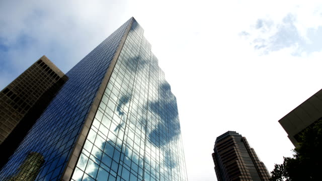 Clouds and Skyscrapers video