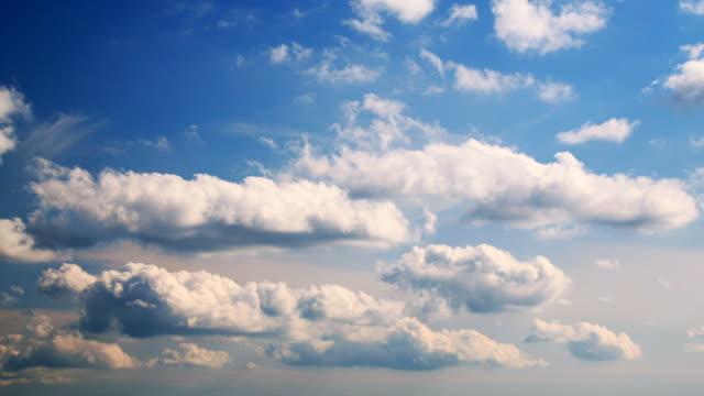Clouds. Clean. HQ 1080P 4:4:4 RGB video
