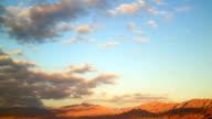 Clouds in the Desert video