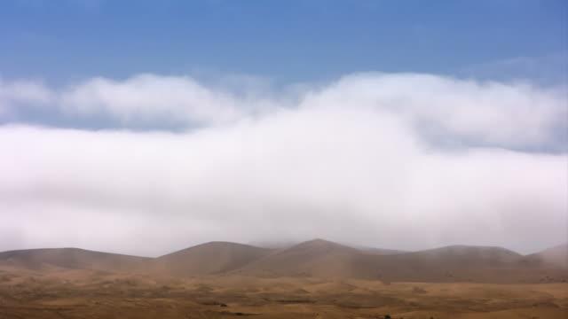 Clouds over the desert - Namib_Wolken1 video