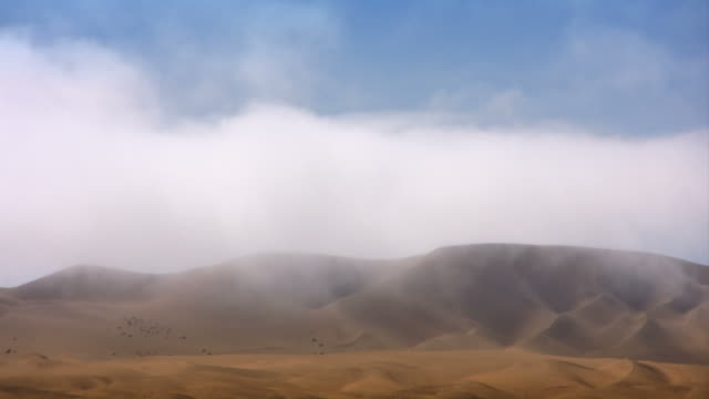 Clouds over the desert -  Namib_Wolken2 video