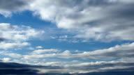 Clouds, time lapse, HD Progressive Frames video