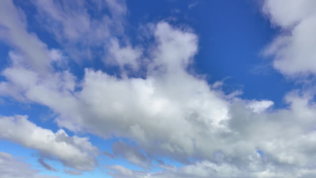 Cloudscape and Blue Sky Backgrounds video