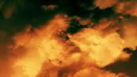 Cloudscape Sunset video