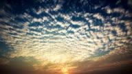 Fonds de nuage - Vidéo
