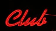 Club sign. video