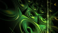 Club Zone - Speakers and Audio. HDTV. Loop. video