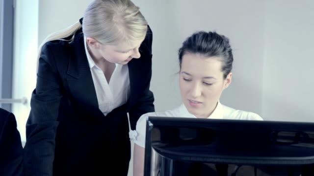 Coach teaches business. video
