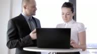 Coach teaches business video