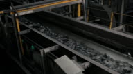 Coal conveyor - Coal wash. video