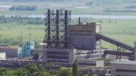 Coal enrichment plant video
