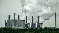 Coal Fired Power Station video