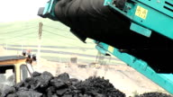 Coal loading video