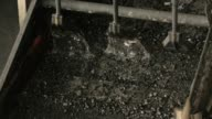 Coal mine, coal washing facility video