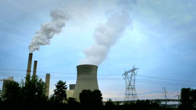 Coal Nuke Power HD video