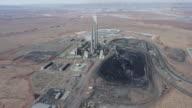 Coal Power Generation Factory video