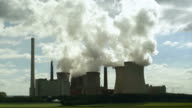 Coal Power Plant (Time Lapse) video