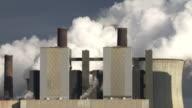 HD Coal Power Plant (Time Lapse) video
