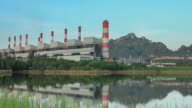 Coal power plant video