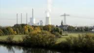 HD, Coal Power Plant,energy crisis, Energiewende video