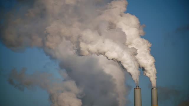 Coal Power Steam HD video