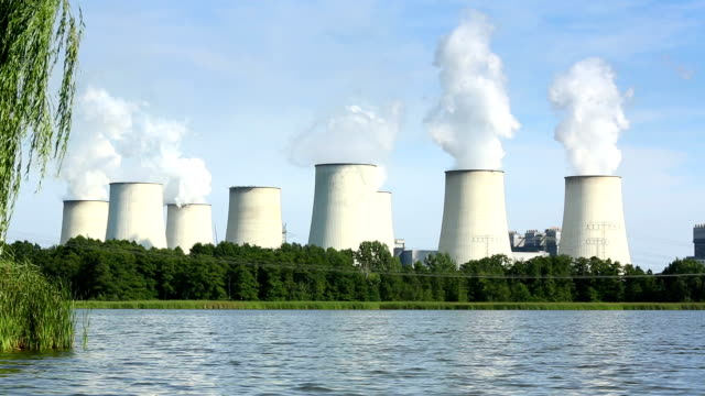 Coal-fired Power Plant video
