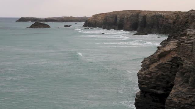 Coast of Galicia Spain - Costa en  España video
