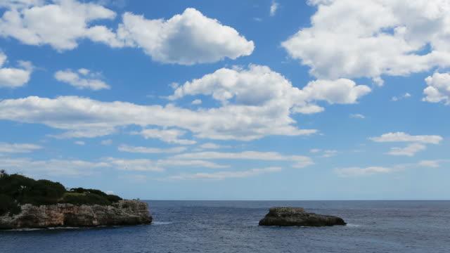 Coast of Majorca - Timelapse video