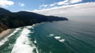 Coastal Waves video