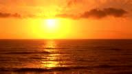 Coastline Sunset video