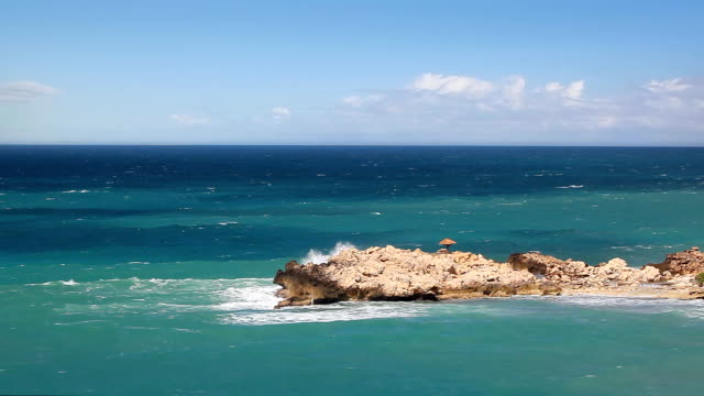 Coastline video